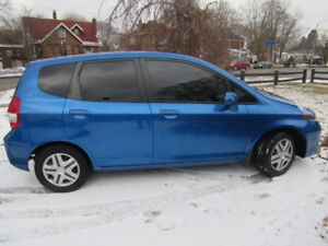2008 Honda Fit - Certified in Excellent Condition - Low KMs