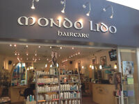 Mondo Lido is looking for another hairstylist!