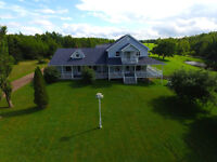 Gorgeous property in Grand-Barachois
