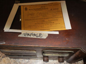 ANTIQUE GE RADIO WORKS London Ontario image 2