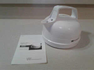 ELECTRIC KETTLE - WHITE
