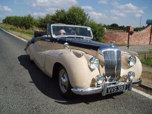 Daimler Convertible Coupe