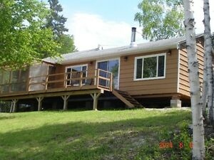 ALL-SEASON LAKEFRONT--THUNDER  LAKE--DRYDEN **Sale-Pending