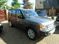 2007 Land Rover Discovery 3 2.7TD V6 XS 7 Seats !!