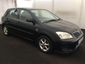 TOYOTA COROLLA 1.6 VVTi T-SPIRIT..12 MONTHS MOT..LEATHER INTERIOR..DRIVES GOOD