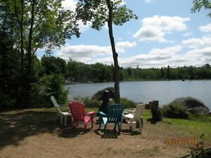 Trout Lake Cottage for sale! Direct Waterfrontage!