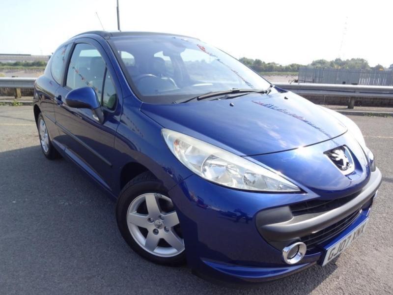 2007 Peugeot 207 1.4 16v Sport 3dr