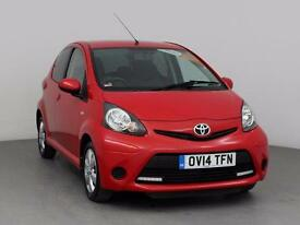 2014 TOYOTA AYGO 1.0 VVT i Move with Style 5dr