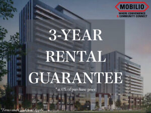 MOBILIO: PHASE 1 SOUTH TOWER - NEW UNITS OUT! RENTAL GUARANTEE.
