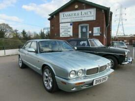 image for 2001 Jaguar XJR 4.0 V8 X308 Model In Rare Seafrost With Oatmeal