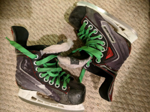Hockey skates size 12 youth