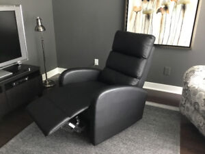 Fauteuil inclinable (neuf).