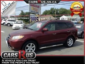 2007 Hyundai Santa Fe GLS.....Includes 4 FREE winter tires!!