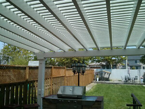Protect your patio with a  Patio Covers,Pergolas,Clear Roofs Oakville / Halton Region Toronto (GTA) image 4
