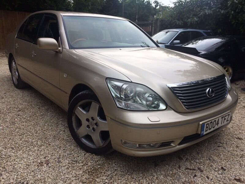 2004 LEXUS LS430 FULLY LOADED   in High Wycombe