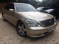 2004 LEXUS LS430 FULLY LOADED