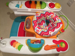Fisher Price 4-in-1 step 'N Play Piano Saucer