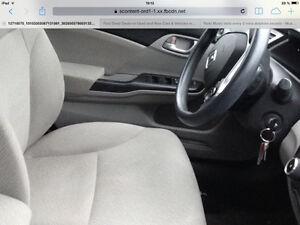 Honda Civic LX Sedan, beresford NB