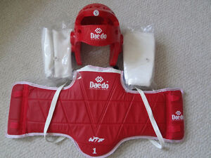 Sparring Protective Gear, junior size
