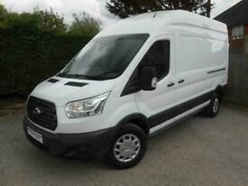fe091e3495 Ford Transit 350 L3 H3 Trend series with Cab Air con RWD 2.0 130PS Euro 6