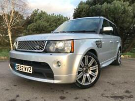 2013 62 LAND ROVER RANGE ROVER SPORT 3.0 SDV6 AUTOBIOGRAPHY SPORT 5D AUTO 255 BH