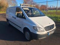 2006 Mercedes-Benz Vito 2.1TD COMPLETE WITH M.O.T AND WARRANTY 114,000 MILES