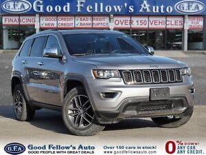 2017 Jeep Grand Cherokee LIMITED, 6CYL 3.6 L, SUN ROOF, 4*4, LEA