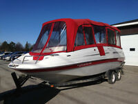 Ebbtide 24ft Deck boat