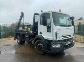 2009 IVECO Skip Lorry