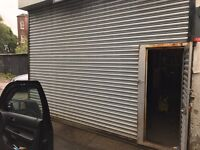 STORAGE UNIT TO LET 600pcm INDUSTRIAL WAREHOUSE LOCKUP GARAGE