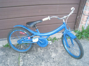 "Stylish 18"" Youth Bike, used in good working condition"