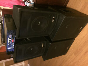 Kit de son 2600 watts