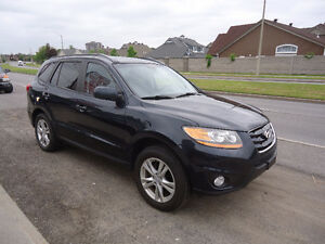 2011 Hyundai Santa Fe SUV Comes With Sefety & E Test