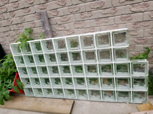 Glass block window 30 in by 60 in free free