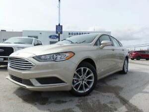 2017 Ford Fusion *DEMO* SE *HUGE DISCOUNT*