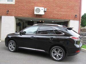 2013 Lexus RX noir VUS