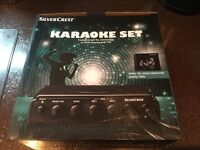 Brand New Karaoke Set with Two Karaoke Hits Discs