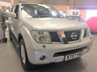 2007 07 Nissan Pathfinder 2.5dCi 174 AVENTURA 7 seater