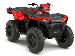 2018 Polaris SPORTSMAN 850 INDY RED
