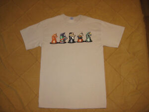 KNIGHTS OF FPS GAMING T-SHIRT  (BRAND NEW)