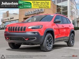 2019 Jeep Cherokee Trailhawk  - Navigation -  Uconnect - $129.06