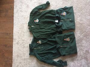 NCC uniforms excellent condition
