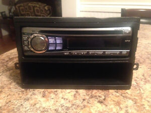 Alpine Car Stereo from a Saturn Vue St. John's Newfoundland image 1