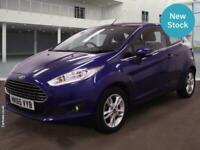 2015 Ford Fiesta 1.25 82 Zetec 3dr HATCHBACK Petrol Manual