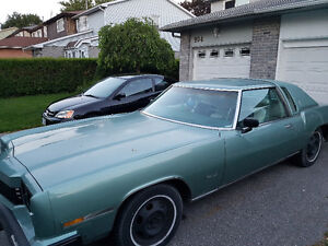 1977 Oldsmobile  Mint condition