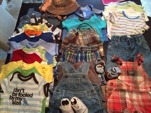 Baby Boy summer lot 0-3, 3-6.  Excellent Condition! *REDUCED*