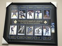 Toronto Maple leafs all time scroing leaders