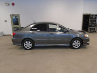 2008 TOYOTA COROLLA SPORT! 5SPD! 1 OWNER! SPECIAL ONLY $6,900!!!