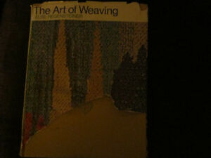 THE ART OF WEAVING (book)