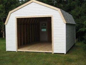 New Shed  Financing